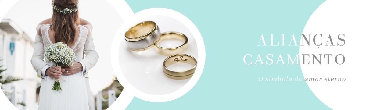 Alianças de Casamento - Ana de Lima