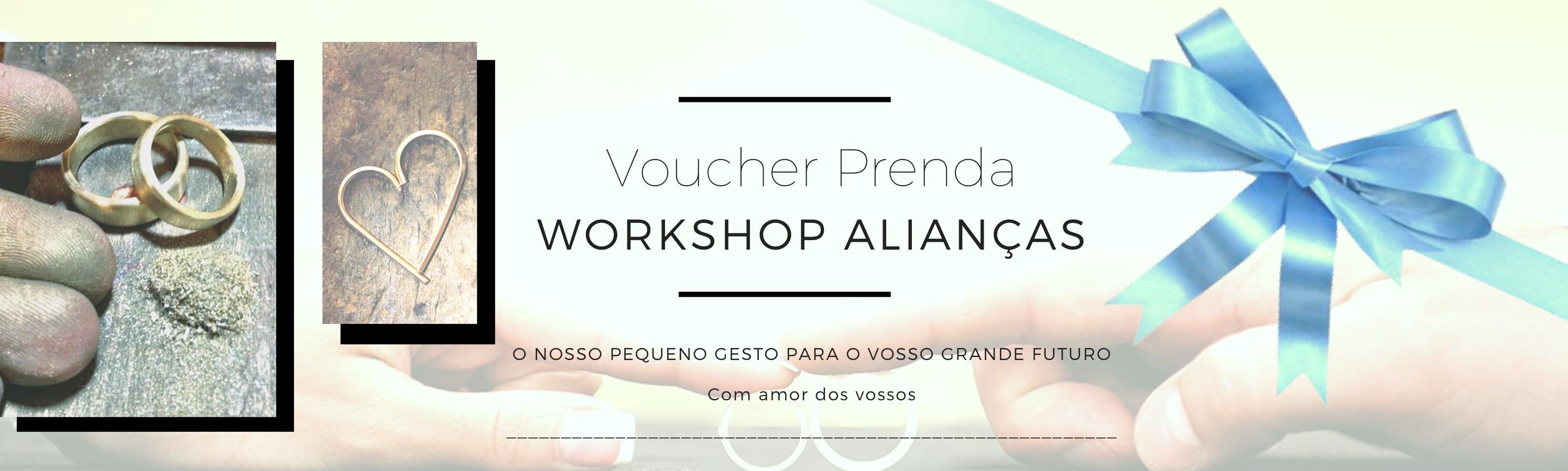 Voucher Prenda Workshop Alianças