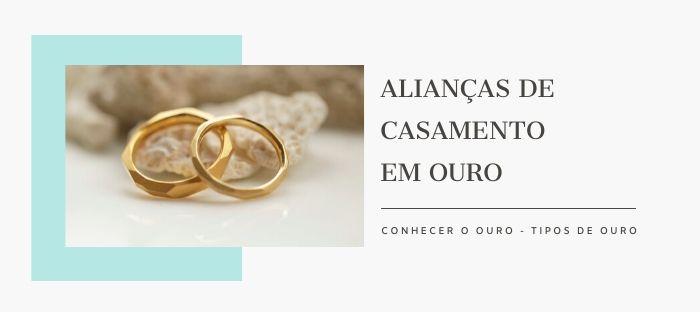 Alianças em Ouro